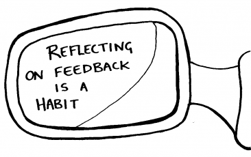 Reflecting on feedback