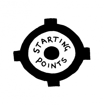Starting points icon