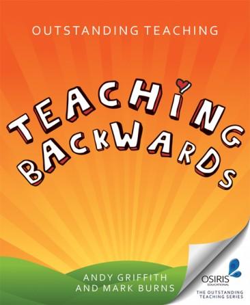 teaching backwards orange